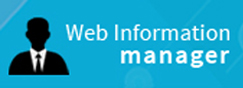 Web Information Manager (External Site that opens in a new window)